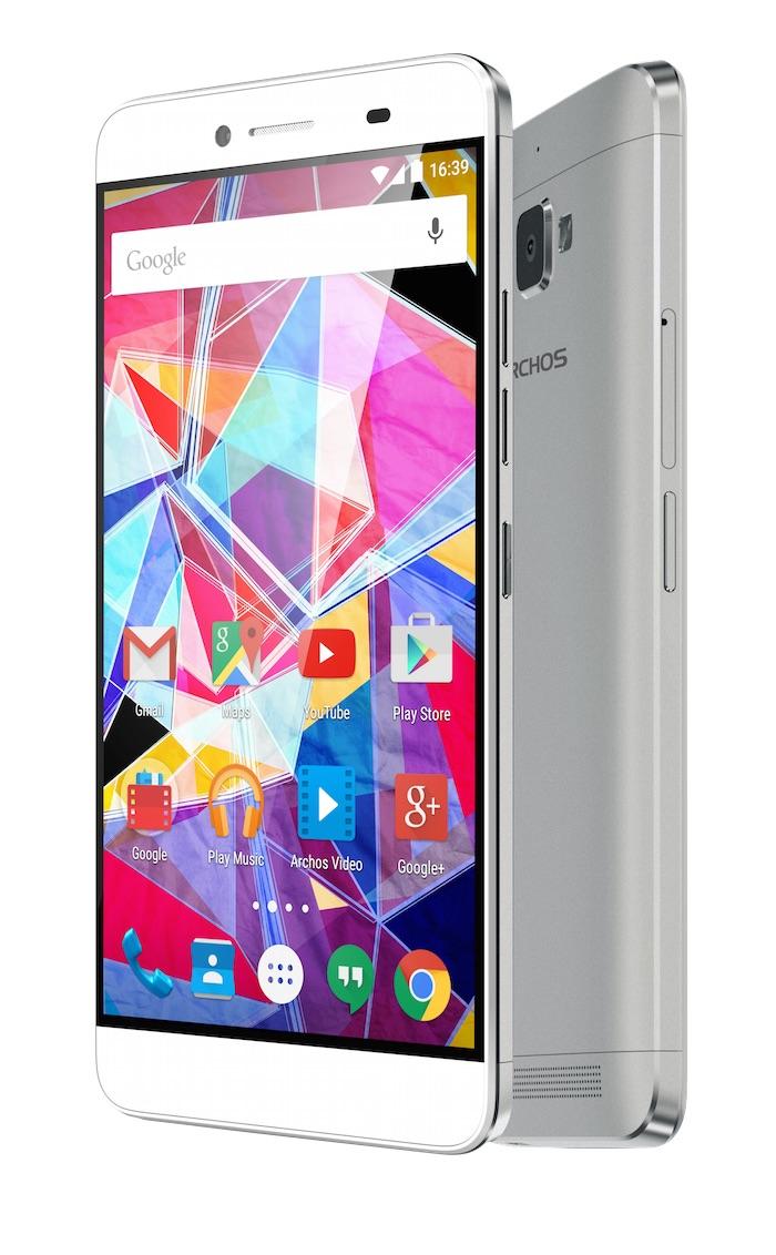 ARCHOS Diamond Plus : une phablette Android très abordable
