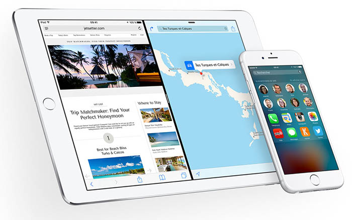 Comment installer iOS 9