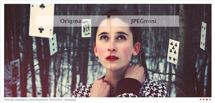 Comment réduire les fichiers JPEG de 80% sans nuire à la qualité
