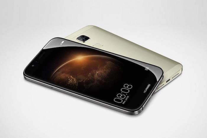 Huawei G8 : un milieu de gamme avec un châssis métallique