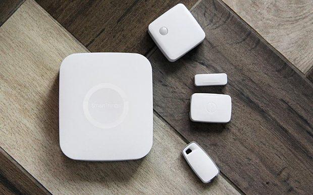 Samsung rafraîchie son SmartThings Hub pour la domotique
