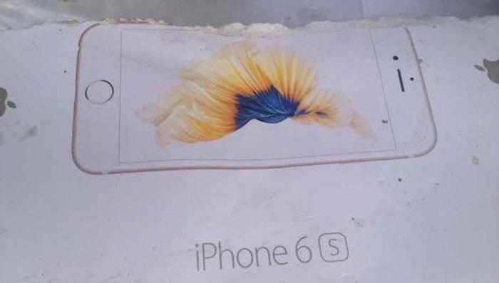 iPhone 6S : aperçu du modèle or rose, et des prix
