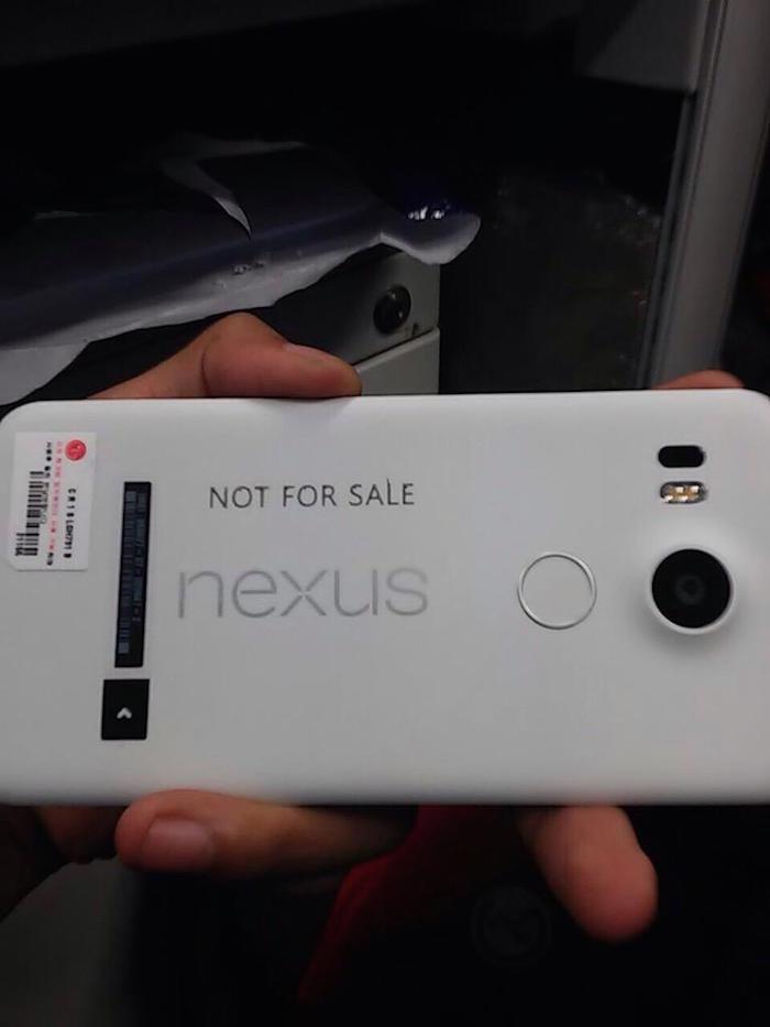 LG Nexus 5X : il arriverait en septembre à partir de 400 dollars