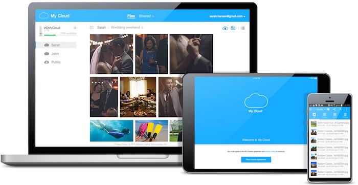 My Cloud OS 3