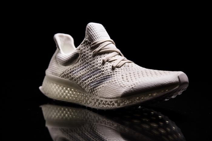 Adidas entre dans le futur avec cette chaussure imprimée en 3D