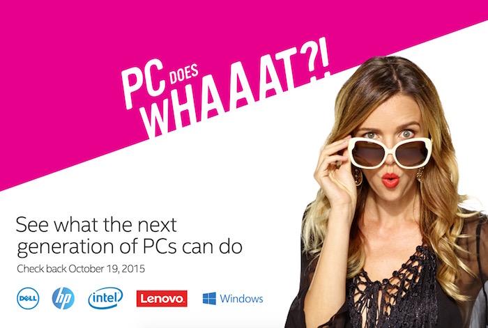 Microsoft déploie une campagne de publicité pour stimuler les ventes de PC