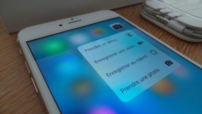 Vous pouvez maintenant disposer du 3D Touch et Live Photos sur tout iPhone
