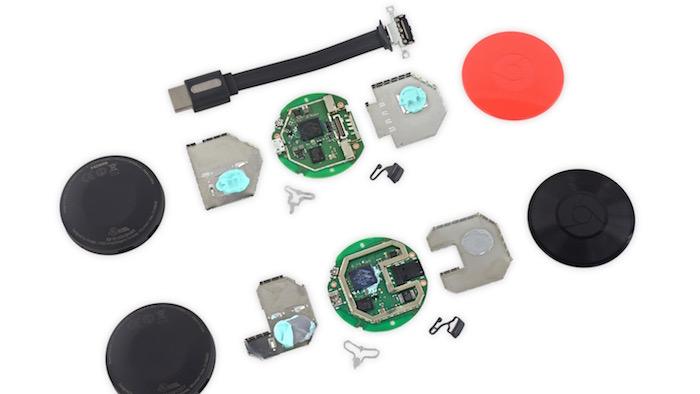 Chromecast 2 : pièces détachées