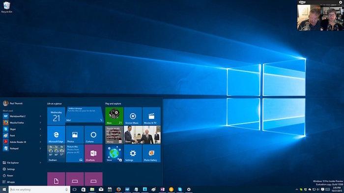 Microsoft publiera la mise à jour Threshold 2 pour Windows 10 en novembre