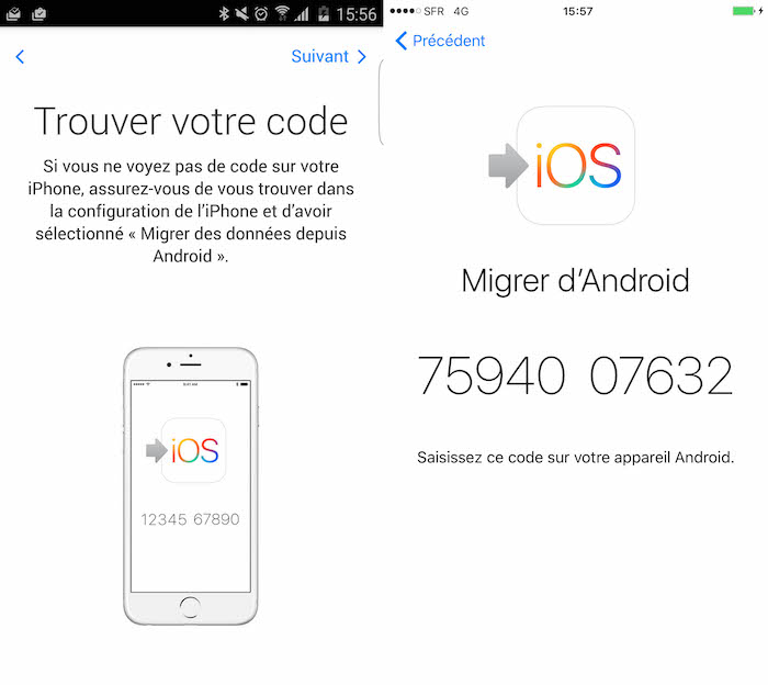 Move to iOS : initialisation