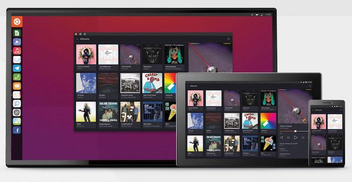 Ubuntu vise la convergence du smartphone/bureau