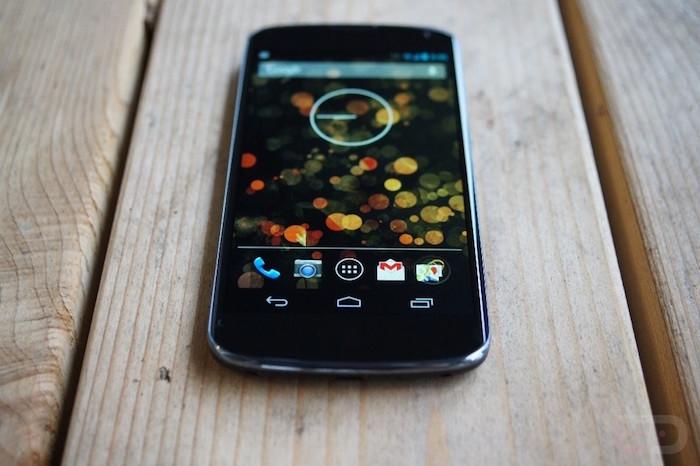 Vous pouvez installer Android 6.0 sur un Nexus 4