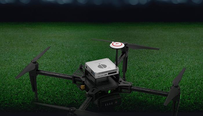 DJI Manifold sur le drone Matrice 100