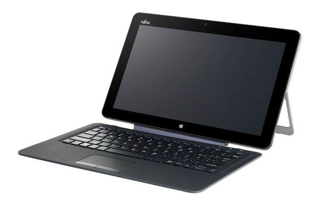 Fujitsu Stylistic R726 : mode PC
