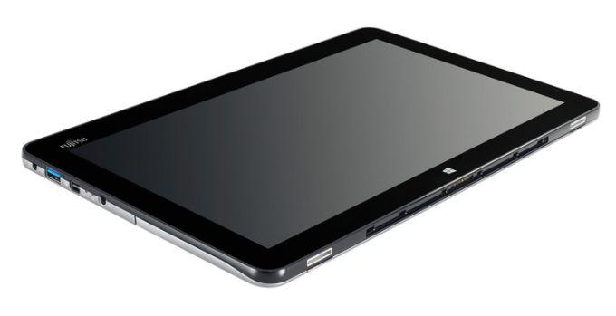 Fujitsu Stylistic R726 : mode tablette
