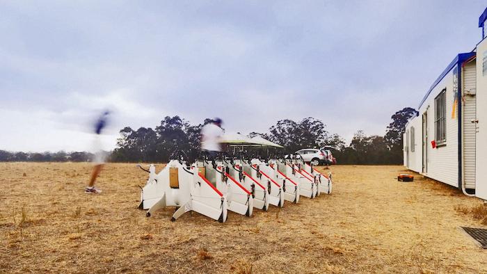 Google veut que ses livraisons pas drones soit opérationnelles d'ici 2017
