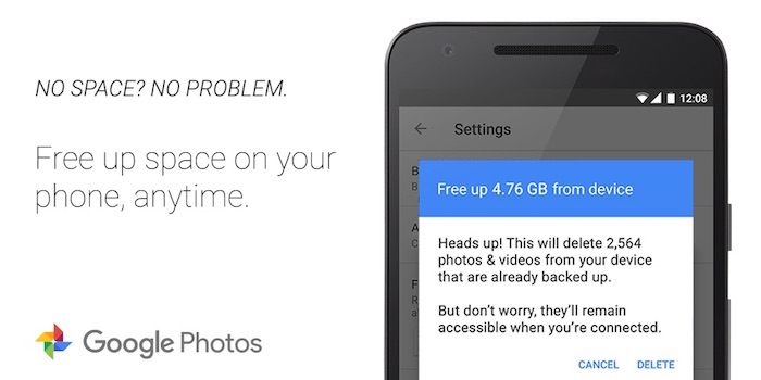 Google Photos a résolu le problème des vieilles photos stockées sur votre smartphone