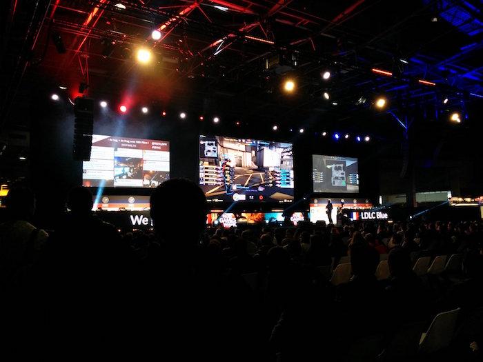 Paris Games Week 2015 : ESWC