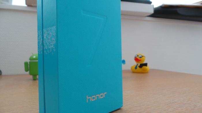 Honor 7 : boîte