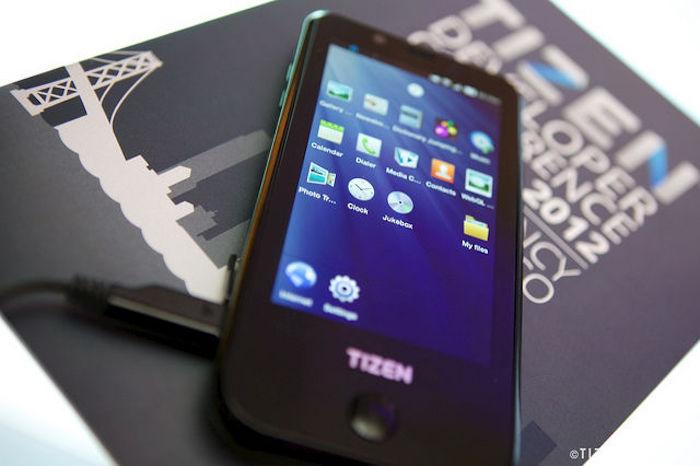 Tizen est maintenant plus populaire que BlackBerry OS