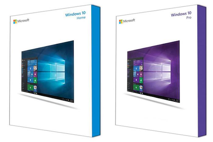 windows 10 famille vs windows 10 pro quelle version pour vous. Black Bedroom Furniture Sets. Home Design Ideas