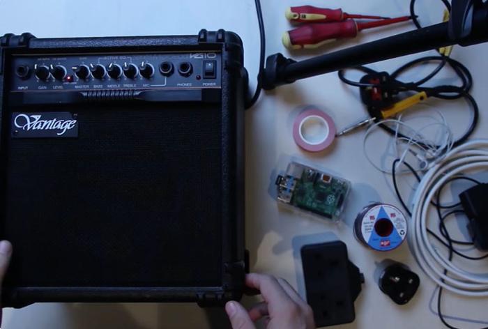 Un récepteur AirPlay avec le Raspberry Pi