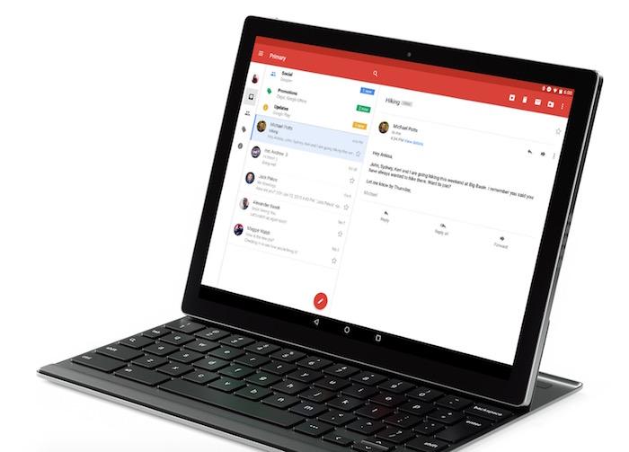 L'équipe derrière le Google Pixel C confirme le support multi-fenêtre sur Android