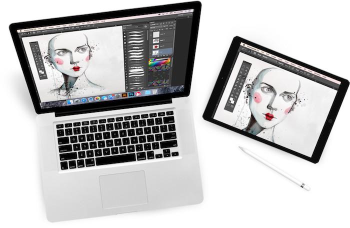 Astropad permet aux professionnels créatifs de refléter OS X sur un iPad Pro