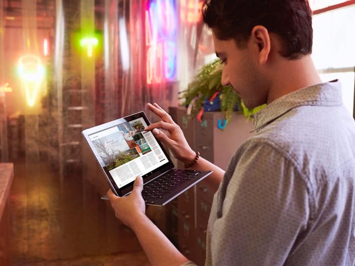 Google Pixel C : une tablette 2-en-1 ?