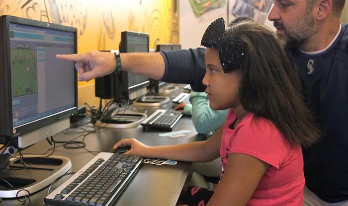 Hour Of Code : une Heure de Code pour chaque élève avec Simplon et Microsoft