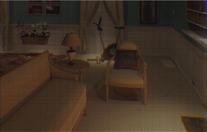 Rendu Oculus à 800p