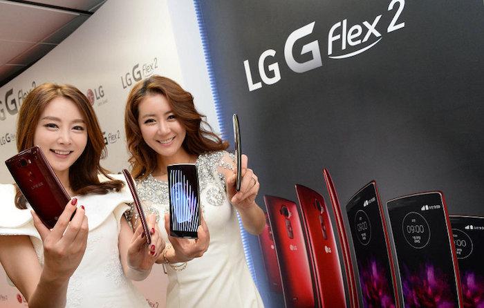 LG travaille-t-elle sur une toute nouvelle race de smartphone incurvé ?