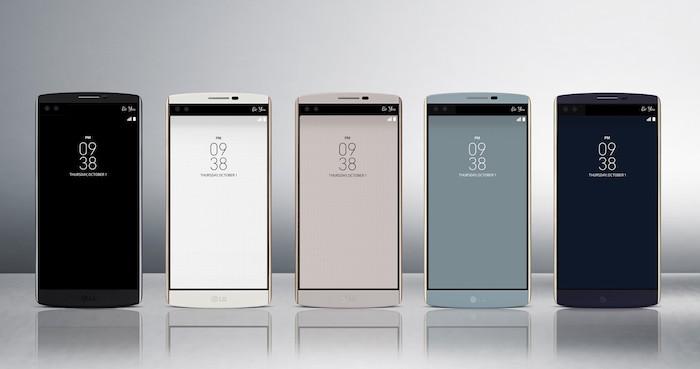 LG affirme avoir vendu 450 000 V10 dans ses 45 premiers jours de disponibilité