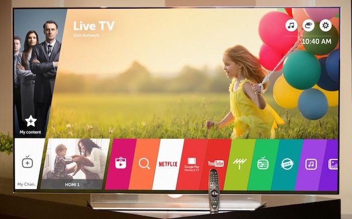 LG présente webOS 3.0 pour ses Smart TV