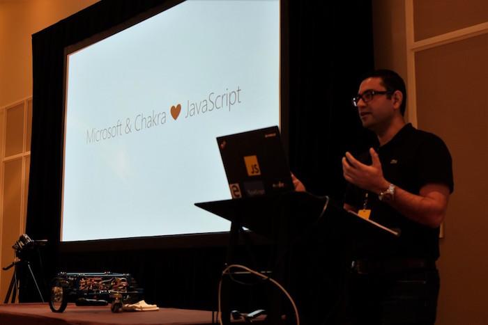 Le moteur JavaScript Chakra de Microsoft Edge passe en open source