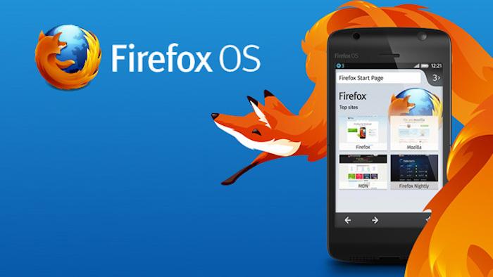Mozilla abandonne Firefox OS sur les smartphones
