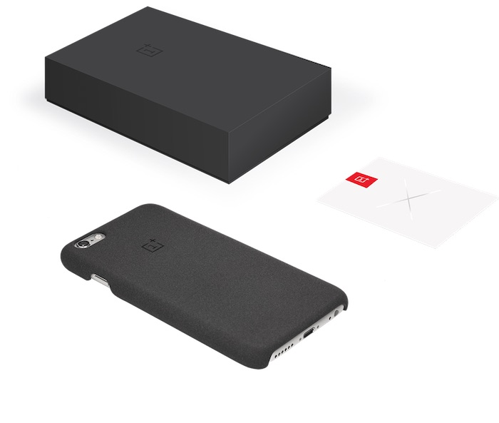 Boîte coque OnePlus pour l'iPhone 6s