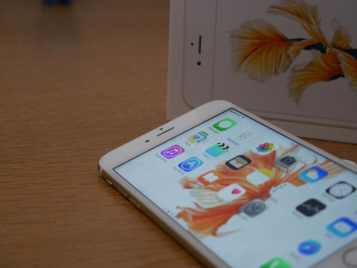 iPhone 6s Plus : autonomie