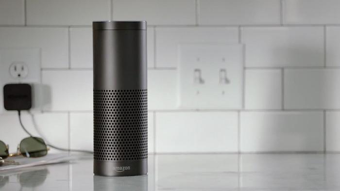Un Amazon Echo de la taille d'une canette de bière pour bientôt ?