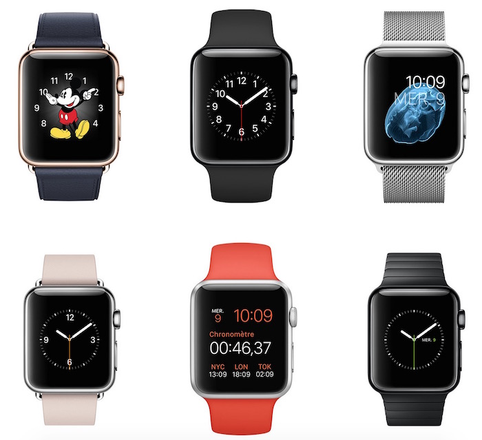 Apple Watch 2 : la production de test lancée ce mois-ci