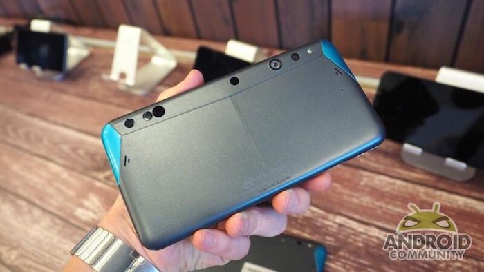 Intel lance son smartphone RealSense/Project Tango pour les développeurs