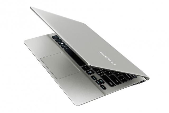 Samsung Notebook 9 : vue de dos