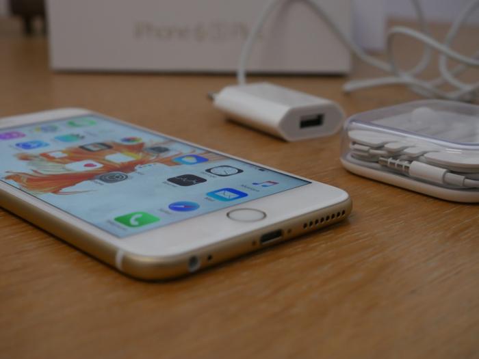 iPhone 7 : dépourvu de prise jack ?