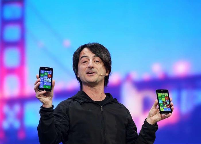 L'homme derrière Windows Phone utilise un iPhone