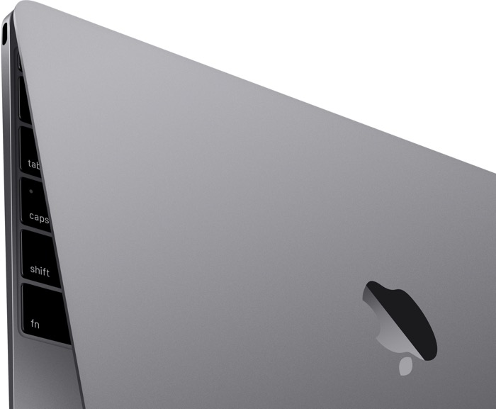 USB Type-C sur le MacBook