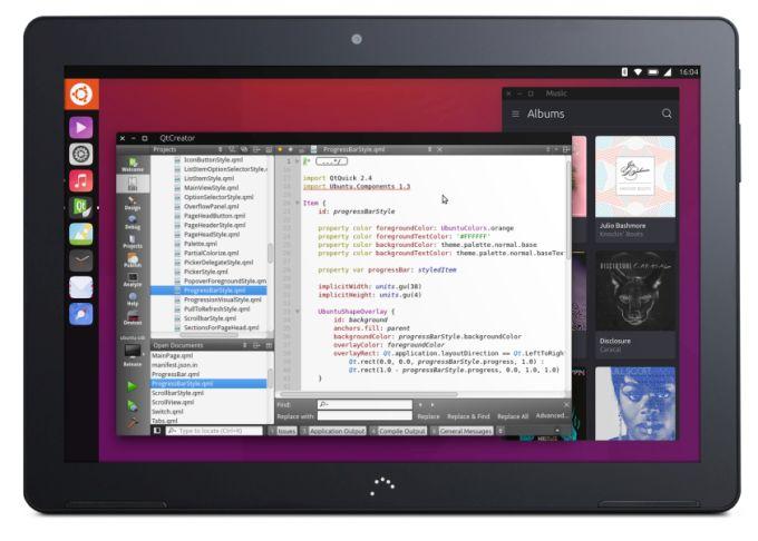 BQ Aquaris M10 : une tablette Ubuntu qui fonctionne aussi comme un ordinateur