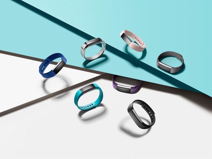 Fitbit Alta : plusieurs modèles