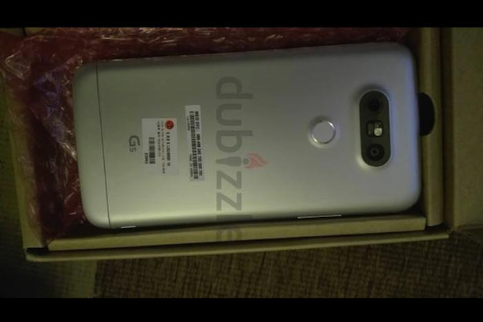 LG G5 Dubizzle : vue de dos