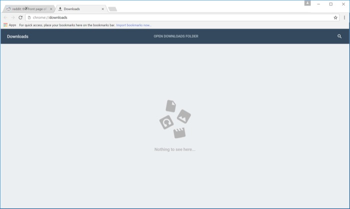 Chrome : Material Design downloads