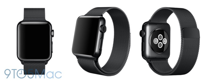 Nouveaux bracelets pour l'Apple Watch